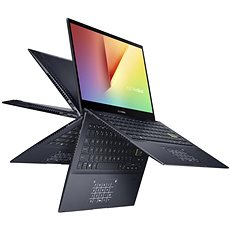 ASUS VivoBook Flip 14 TM420UA-EC016T Bespoke Black celokovový