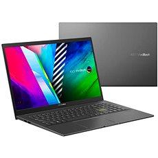 ASUS VivoBook 15 OLED K513EA-OLED386T Indie Black kovový