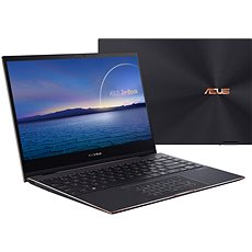Asus Zenbook Flip S UX371EA-HL210R Jade Black kovový