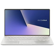 ASUS ZenBook 14 UX433FA-N5242T Icicle Silver Metal