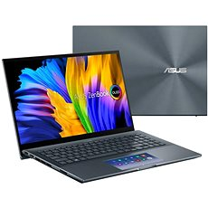 ASUS ZenBook Pro 15 OLED UX535LI-H2203R Pine Grey celokovový