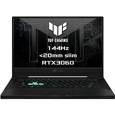 Asus TUF Gaming Dash F15 FX516PM-HN002 Eclipse Gray