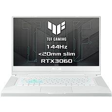 Asus TUF Gaming Dash F15 FX516PM-HN072T Moonlight White