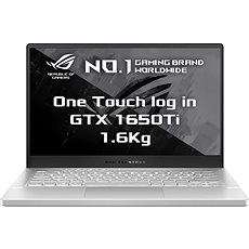 Asus ROG Zephyrus G14 GA401II-HE008T Moonlight White bez AniMe Matrix