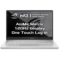 Asus ROG Zephyrus G14 GA401II-AniMe095T Moonlight White AniMe Matrix kovový
