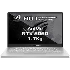 Asus ROG Zephyrus G14 GA401IV-AniMe400T Moonlight White AniMe Matrix