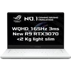 Asus ROG Zephyrus G15 GA503QR-HQ017T Moonlight White kovový