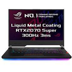 Asus ROG Strix SCAR15 G532LWS-HF029T Black kovový