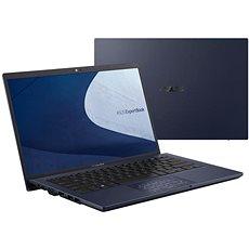 ASUS ExpertBook B1 Star Black kovový