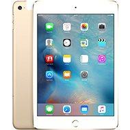 iPad mini 4 s Retina displejom 128GB Cellular Gold