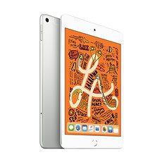 iPad mini 256GB Cellular Strieborný 2019