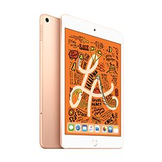 iPad mini 256GB Cellular Zlatý 2019