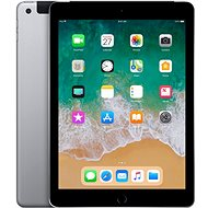 iPad 128 GB WiFi Cellular Vesmírne sivý 2018