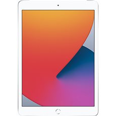 iPad 10.2 32 GB WiFi Cellular Strieborný 2020