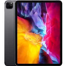 iPad Pro 11 256 GB Cellular Vesmírne sivý 2020