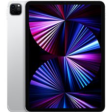 iPad Pro 11 256 GB M1 Cellular Strieborný 2021