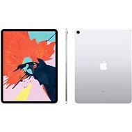 iPad Pro 12.9 64 GB 2018 Cellular Strieborný