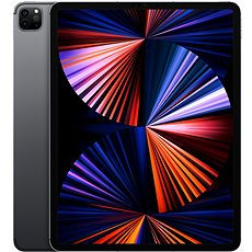 iPad Pro 12,9  512 GB M1 Cellular Vesmírne sivý 2021