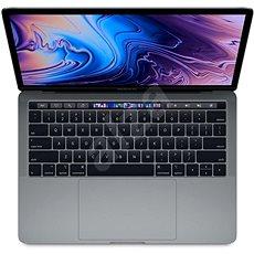 MacBook Pro 13 Retina CZ 2019 s Touch Barom Strieborný