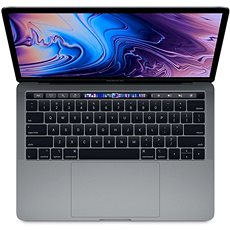 MacBook Pro 13 Retina SK 2018 s Touch Barom Vesmírne sivý
