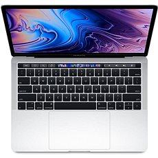 MacBook Pro 13 Retina SK 2019 s Touch Barom Strieborný