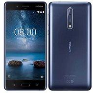 Nokia 8 Single SIM Polished Blue