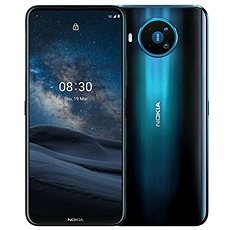 Nokia 8.3 5G 128 GB modrá