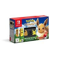 Nintendo Switch   Pokémon: Lets Go Evee