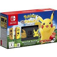 Nintendo Switch   Pokémon: Lets Go Pikachu