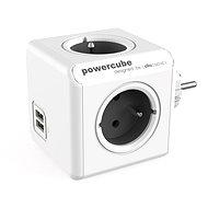 PowerCube Original USB sivá
