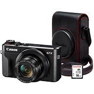 Canon PowerShot G7 X Mark II Premium Kit