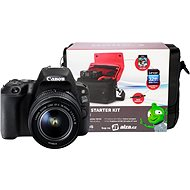 Canon EOS 200D čierny   18–55 mm DC III