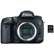 Canon EOS 7D Mark II telo   adaptér W-E1