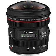 Canon EF 8–15 mm F4.0 L USM Fish-Eye