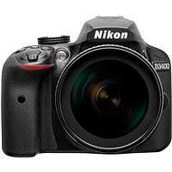 Nikon D3400 čierny