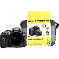 Nikon D3400 čierny   18-105mm VR