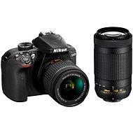 Nikon D3400 čierny   18-55mm VR