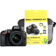 Nikon D5600   18–55 mm AF-P VR Kit
