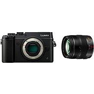 Panasonic LUMIX DMC-GX8 čierny