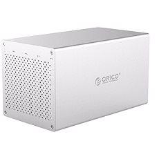 ORICO Honeycomb RAID 4× 3.5 HDD box USB-C