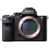Sony Alpha A7R II telo