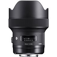 SIGMA 14 mm F1.8 DG HSM ART pre Canon