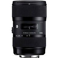 SIGMA 18 – 35 mm F1.8 DC HSM pre Canon ART