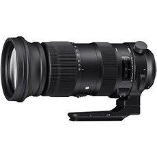 SIGMA 60–600 mm f/4,5–6,3 DG OS HSM Sports Canon