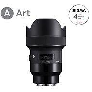 SIGMA 14 mm f/1,8 DG HSM ART pre Sony E