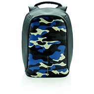 XD Design Bobby anti-theft backpack 14, camouflage blue