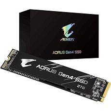 GIGABYTE AORUS Gen 4 SSD 2 TB