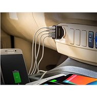Ravpower RP-VC003 Quick Charge 3.0 4-Port Car Charger