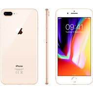 iPhone 8 Plus 256 GB Zlatý