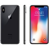 iPhone X 64 GB Vesmírne sivý